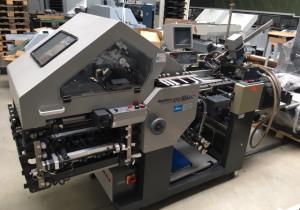 Horizon AFC-504 AKT folding machine