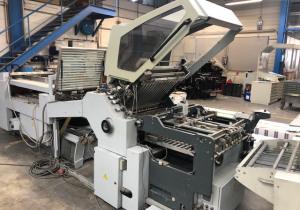 Horizon AFC-746 AKT / RFU-74 folding machine