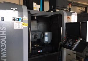 Hurco VMX 30 UH Si Machining center - vertical