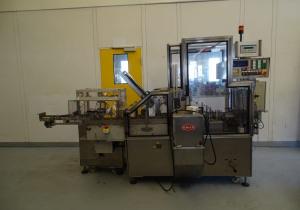 Kalix KP90 Cartoning machine