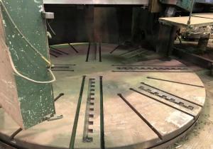 Kolomna VTL1540F1 vertical turret lathe