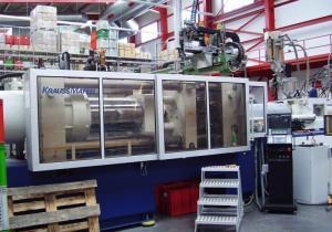 Krauss Maffei KM 420-3000 B2 Injection moulding machine
