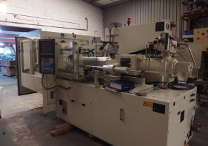 KRAUSS MAFFEI KM 80-380 CX Injection moulding machine
