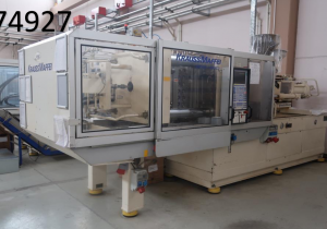 Krauss Maffei KM200-1000C2 Injection moulding machine