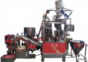 Lodha International Llp LCF -40 Fully Automatic Capsule filler