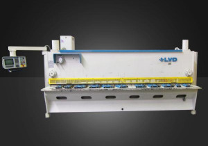 LVD MN 40/6 MNC hydraulic shear