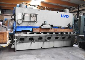 LVD MVCS hydraulic shear