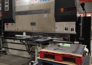 LVD PPEB 220/40 Press brake cnc/nc