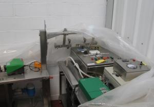 Manesty Accela Cota AC 150 / 48 Tablet coating machine