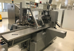 Used Marchesini BA50 Cartoning machine
