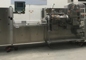 Marchesini MB 430 / MA 305 Blister packing line
