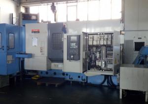Used MAZAK FH5800 Machining center - horizontal