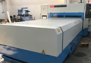 Used Mazak SUPER TURBO-X 510 MKII laser cutting machine