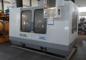 Mikron Haas VCE 1250 Machining Center - Vertical