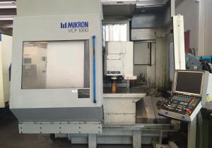 Mikron VCP 1000