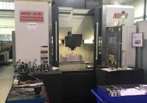 Mori Seiki NV6000DCG vertical machining center