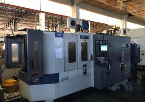 Mori Seiki SH-403 Machining center - horizontal