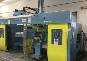 Multiax T 2708 T 0115-3615 5-Axis CNC Portal Machining Center for Plastic