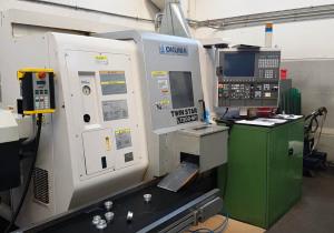 Used Okuma LT 200 MY cnc lathe