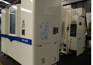 Okuma MX-60HB Machining center - horizontal