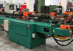 Used Pedrazzoli Universal Brown 80 IMS Tube bending machine