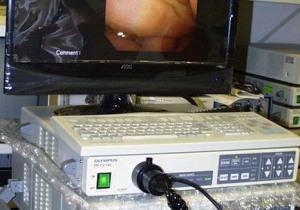 Olympus Cv-140 Video Endoscopy System Flexible Videoscopes