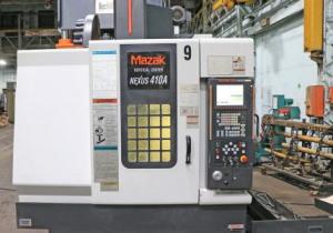 Mazak Model: VCN-410A  CNC Vertical Machining Center