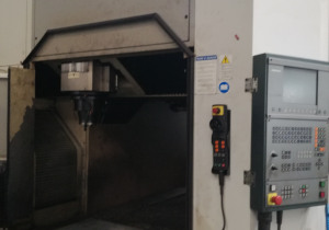 Used Promac zephyr 1.4 Machining center - vertical