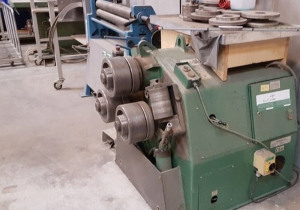 Roundo R3 Profile bending machine