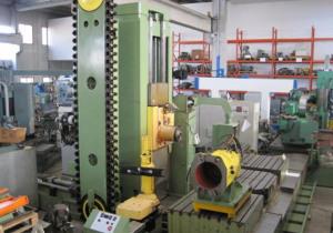 Saimp MECTRA 16 Machining center - palletized