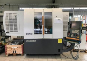 Schneeberger Gemini dmr 5 axis Tool grinding machine