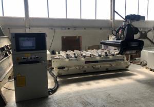SCM TECH 80 plus Wood CNC machining centre