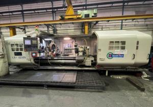 SFM CST 42160  heavy duty lathe