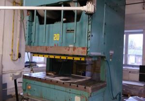 Smeral LDC 160 Eccentric press