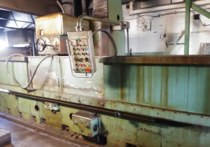 TOS BPV 80 A Surface grinding machine