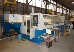 Trumpf L3030 laser cutting machine