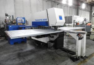 Trumpf TRUMATIC 200 CNC punching machine