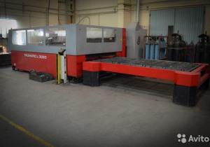 Trumpf Trumatic L 3030S laser cutting machine