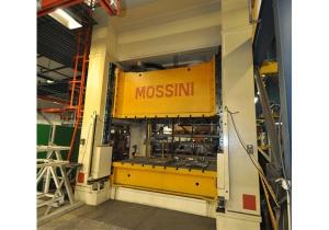 Used Mossini PO/2M 500 metal press