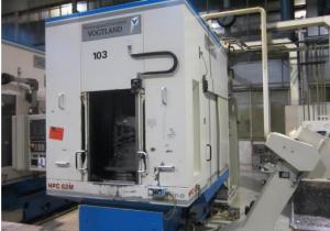 Werkzeugmaschinenfabrik Vogtland Gmbh HPC 63 M - Horizontal 4-Axis CNC Machining Center