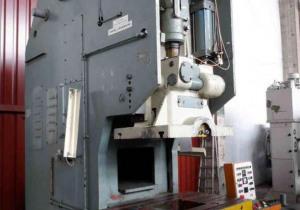 WMW BLEMA-GOTHA PEE II 250 Mechanical Single Column Drawing Press
