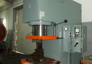 Wmw PYE 250 S1M metal press