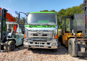 Used Dumper Truck, Hino 6*4 Tipper Lorry 700 Series for Sale