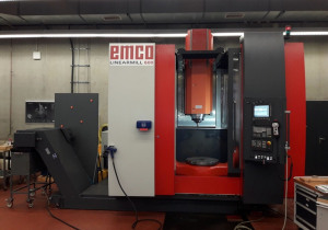 EMCO  LM 600
