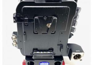 Sony PMW F5 Camcorder 1636hrs 4K upgrade, DVF EL100 OLED viewfinder