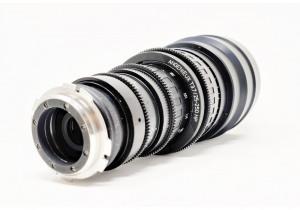 Angenieux 25-250mm T3.5 HR Zoom Lens PL mount