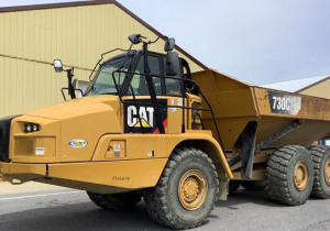 2016 Cat 730C2 6X6 Articulated Dump Truck