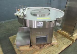 Remplisseuse de flacons TL Bosch, modèle MLF3002