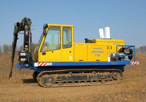 Vietz Arcotrac 1100-4 8X Miete Rental