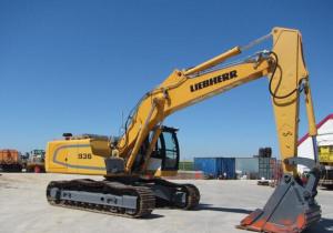 2013 Liebherr R936Lc Track Excavator